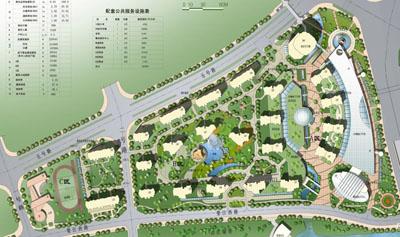 聊城景观设计-聊城中大小区景观设计